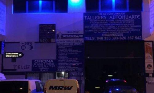 TALLERES AUTOHUARTE