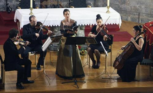 Èlia Casanova & Cuarteto Morvedre