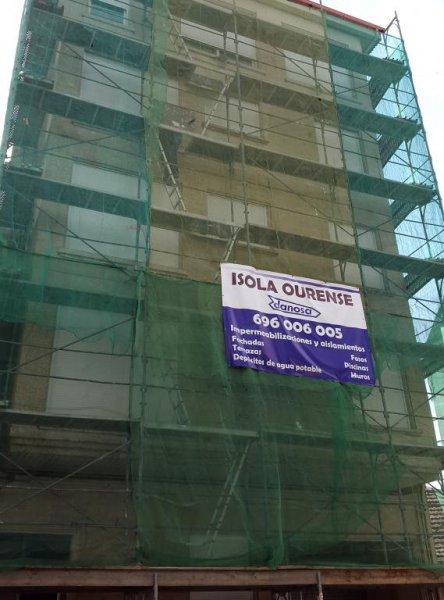 Isola, impermeabilizaciones en Ourense