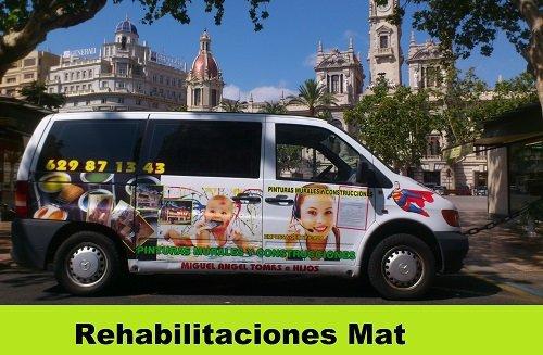 Rehabilitaciones Mat