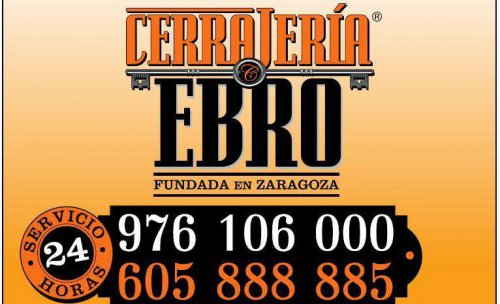 Cerrajeria Ebro