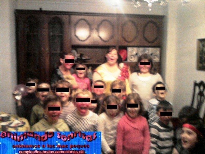 Fiesta infantil privada