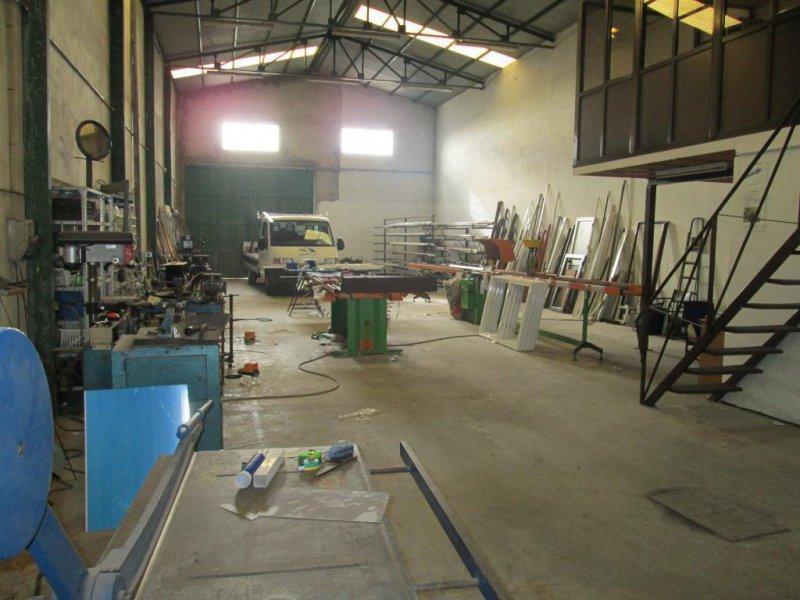 taller de aluminio