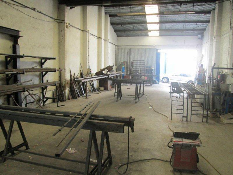 taller de hierro