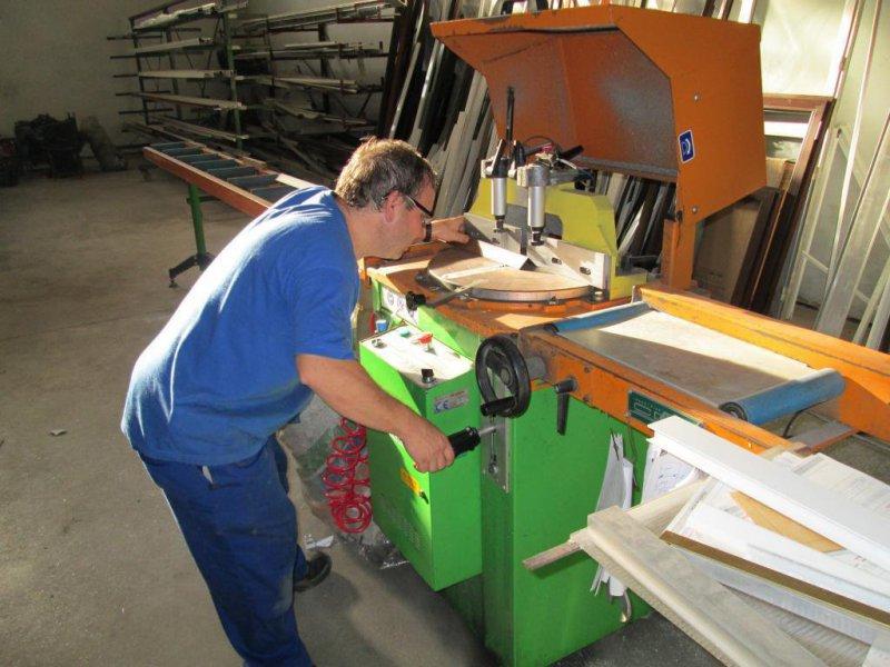 maquina digital para cortar el aluminio