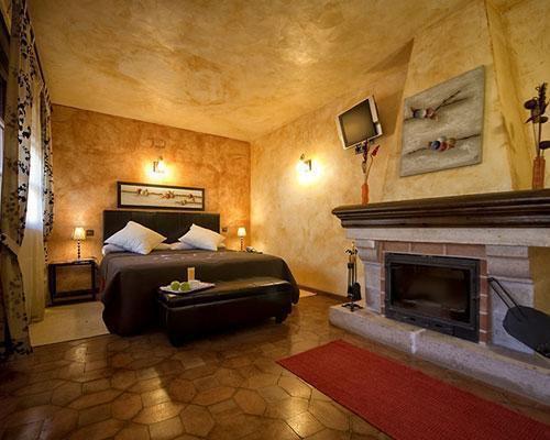 Espectaculares habitaciones para invitados
