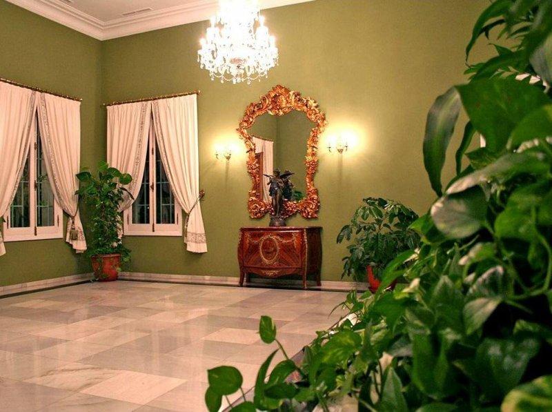 Palacio Monte Miramar, espacio para eventos en Málaga