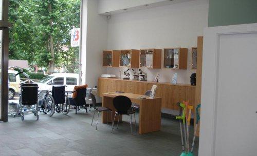 Nuestra tienda en Ourense