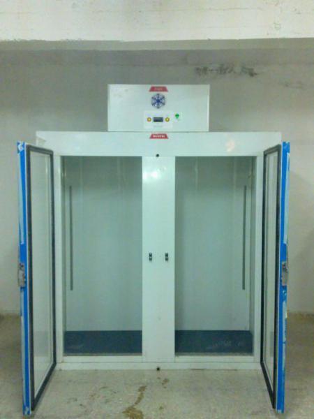 montaje de equipos de climatización en Registro de la Propiedad Campello