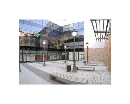 Plaza exterior