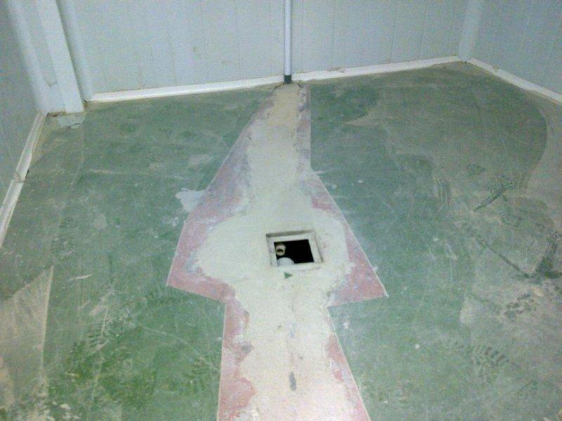 reparacion de pavimento