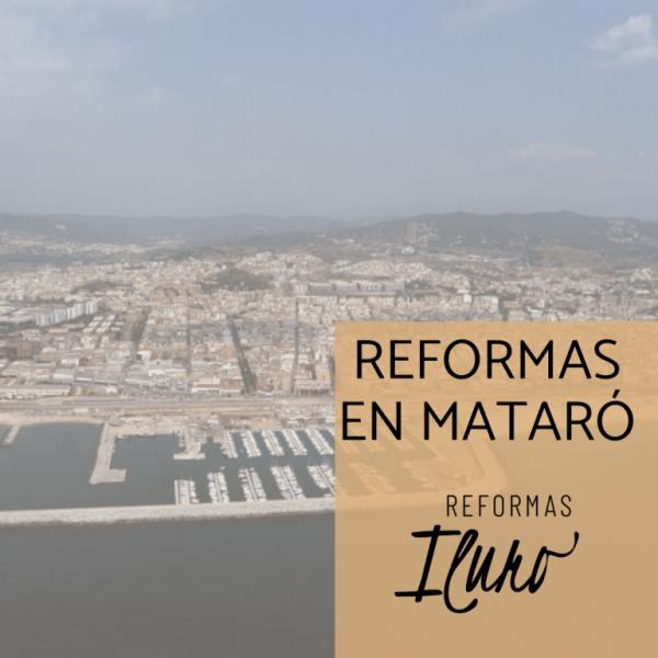 REFORMAS MATARO