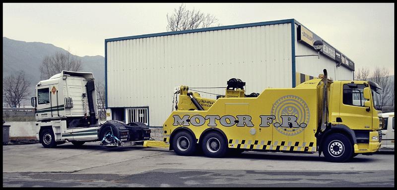 Motor FR