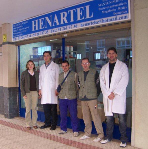 Equipo Henartel