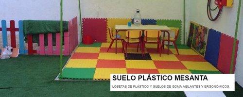 Suelo Plástico Mesanta