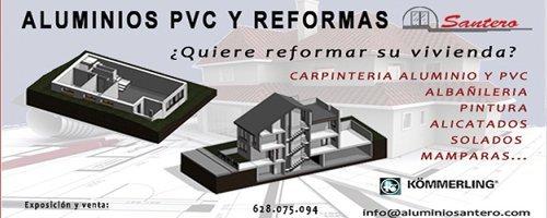 Carpintería de Aluminio Santero