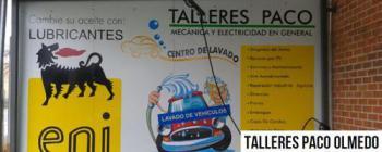 Taller Paco Olmedo
