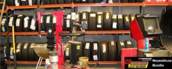 Neumáticos Bonillo