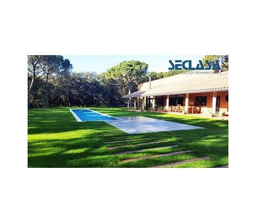 Reforma jardines y piscinas